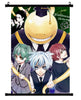 Anime Assassination Group Wall Scroll 04