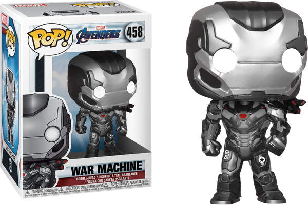 Avengers 4: Endgame - War Machine Pop! Vinyl Figure