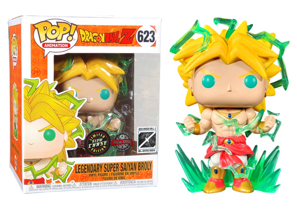 Legendary Super Saiyan Broly (Glow in the Dark) - Chase ed.