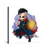 Superhero Chibi Doctor Strange Canvas