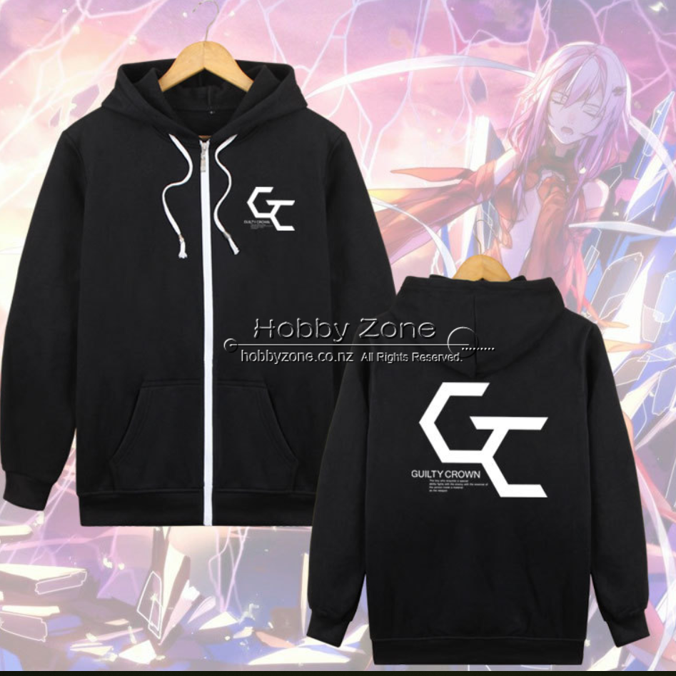 Guilty Crown Cosplay Hoodie