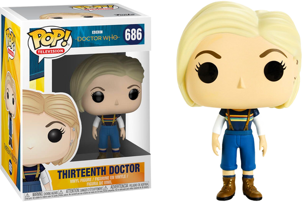 Doctor Who - Thirteenth Doctor Pop! Vinyl Figure