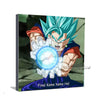 Dragon Ball Super Fighting Goku Canvas