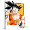 Dragon Ball Saluting Goku Canvas