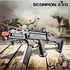 LH Scorpion EVO 3 Gel Ball Blaster Rifle Gun