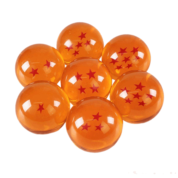 Dragon Ball Z Dragon Balls Collector Set