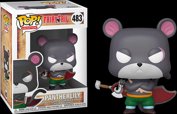 Fairy Tail - Panther Lily Pop! Vinyl Figure