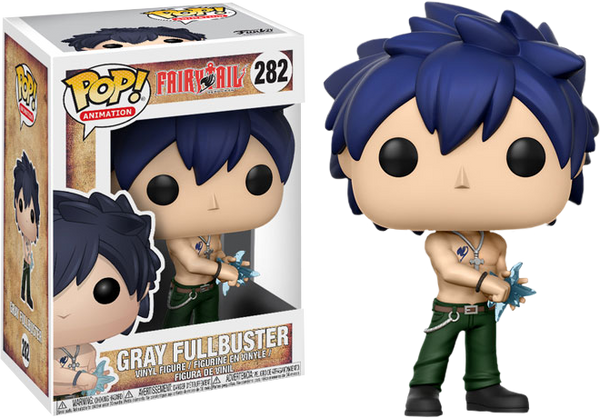 Fairy Tail - Gray Fullbuster Pop! Vinyl Figure