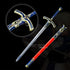 Fate Stay Night Stone Saber Excalibur Sword