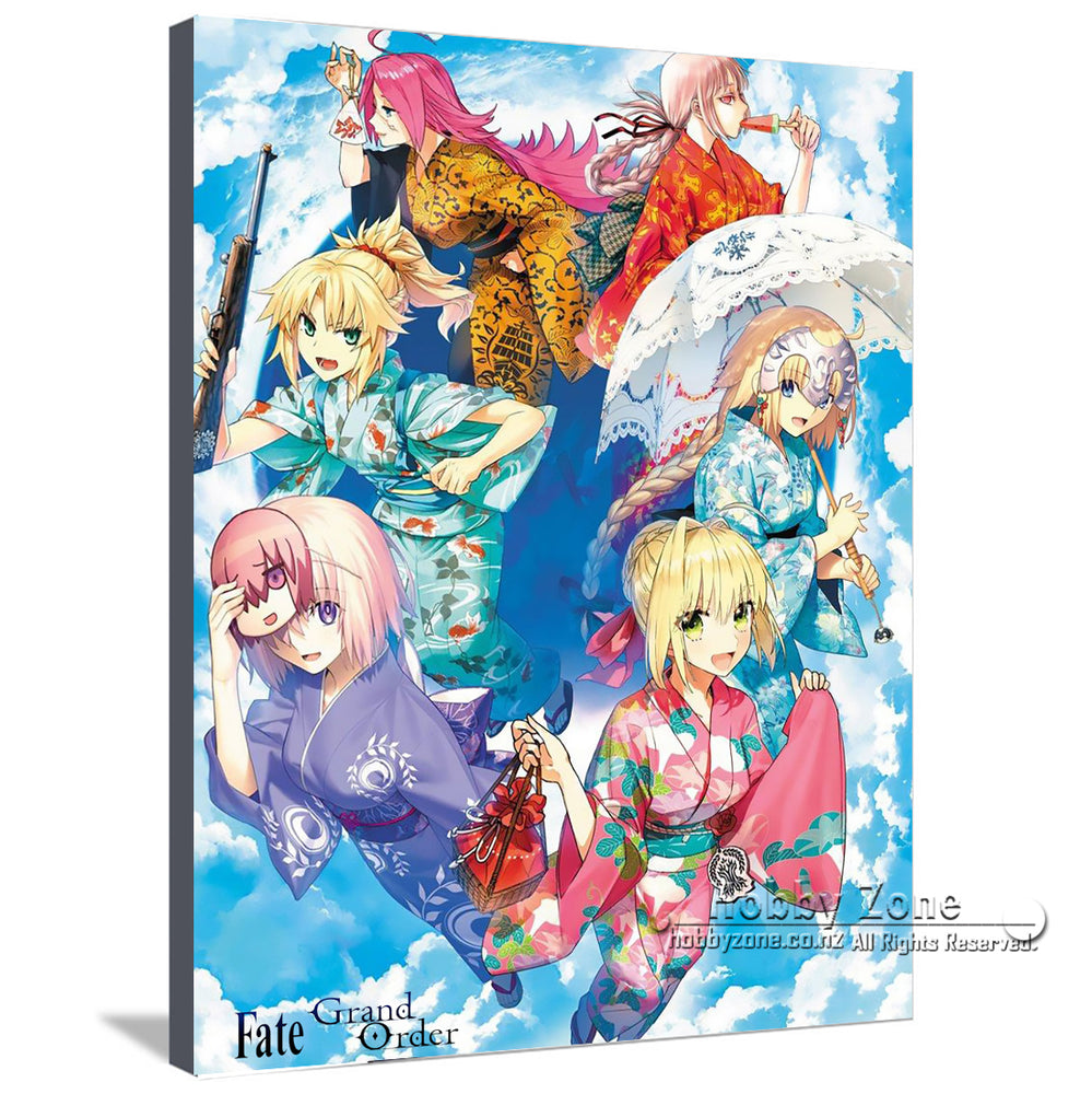 Fate Grand Order Canvas