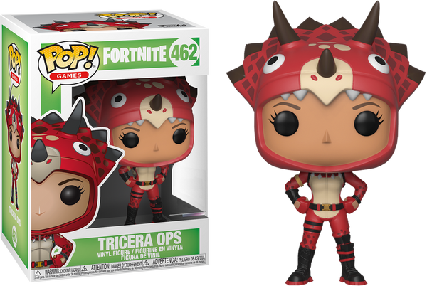 Fortnite - Tricera Ops Pop! Vinyl Figure