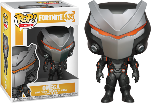 Fortnite - Omega Pop! Vinyl Figure
