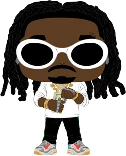 Migos - Takeoff Pop! Vinyl Figure