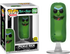 Rick and Morty - Pickle Rick Glow in the Dark Pop! Vinyl Figure