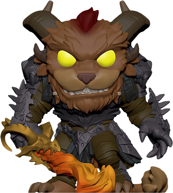 Guild Wars 2 - Rytlock Pop! Vinyl Figure