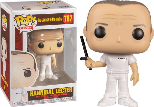 The Silence of the Lambs - Hannibal Lecter Pop! Vinyl Figure