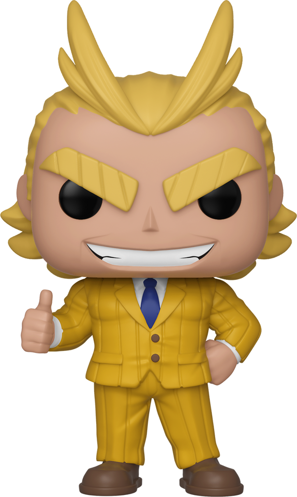 My Hero Academia - Teacher All Might Pop! Vinyl Figure