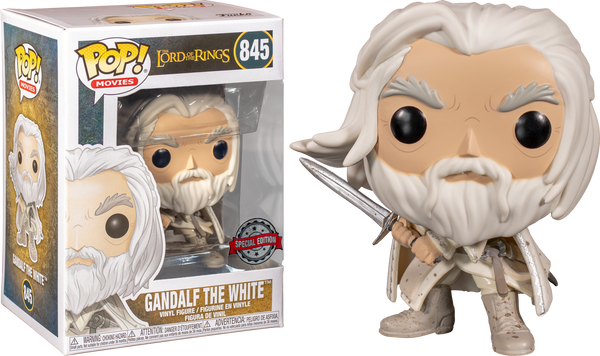 The Lord Of The Rings - Gandalf the White Pop! Vinyl Figure