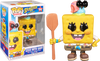 The SpongeBob Movie: Sponge On The Run - SpongeBob SquarePants in Scout Uniform Pop! Vinyl Figure