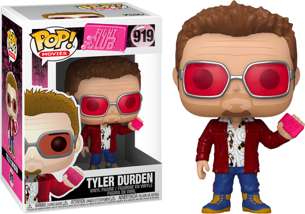 Fight Club - Tyler Durden Pop! Vinyl Figure