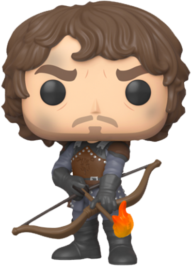 Game of Thrones - Theon Greyjoy with Flaming Arrows Pop! Vinyl Figure