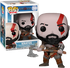 God of War (2018) - Kratos Pop! Vinyl Figure