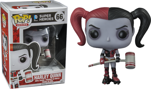 Batman - Harley Quinn Roller Derby Pop! Vinyl Figure