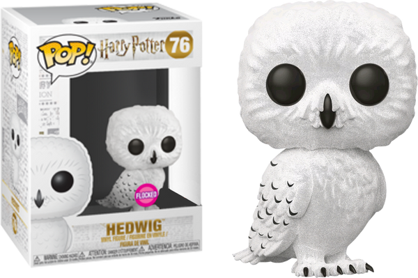Harry Potter - Hedwig Flocked Pop! Vinyl Figure