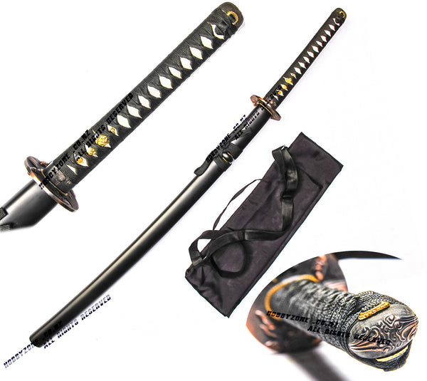Hand-Forged Full Tang Mr Six's Samurai Katana Sword