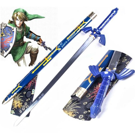 Legend Of Zelda Replica Master Sword