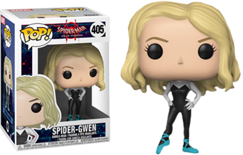 Spider-Man: Into The Spider-Verse - Spider-Gwen Pop! Vinyl Figure