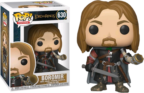 The Lord of the Rings - Boromir Pop! Vinyl Figure