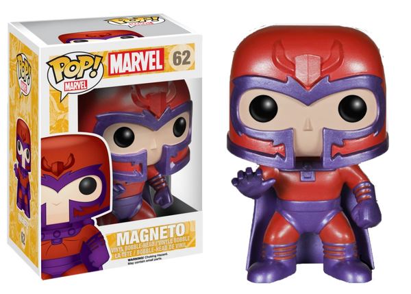 X-Men - Magneto Pop! Vinyl Figure