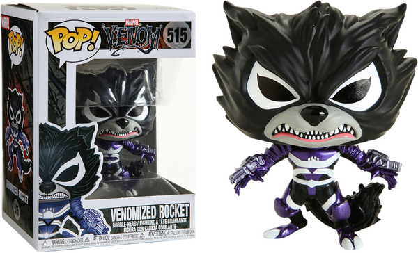 Venom - Venomized Rocket Raccoon Pop! Vinyl Figure