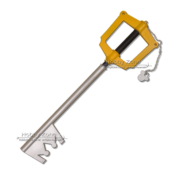 Kingdom Heart Original Mickey Mouse Foam Keyblade PU LARP Sword
