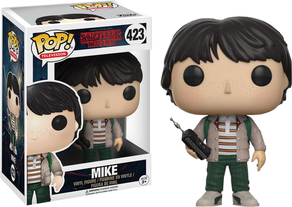 Stranger Things - Mike Pop! Vinyl Figure
