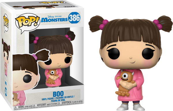 Monsters Inc. - Boo Pop! Vinyl Figure