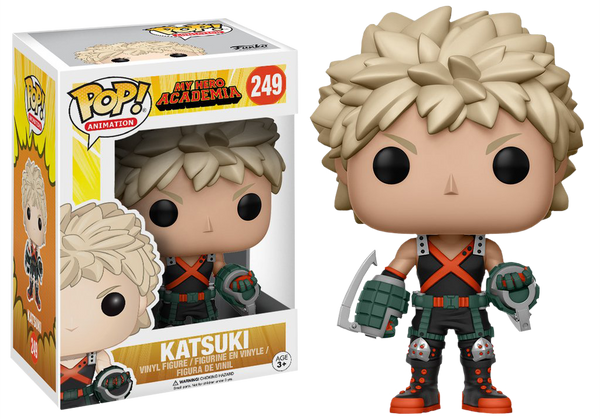 My Hero Academia - Katsuki Pop! Vinyl Figure