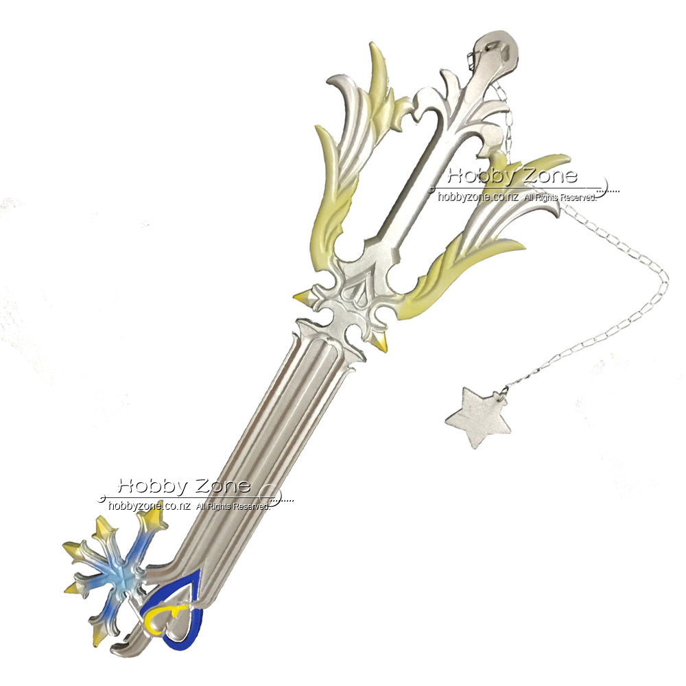 Kingdom Heart Foam OathKeeper Cosplay Keyblade PU LARP Sword