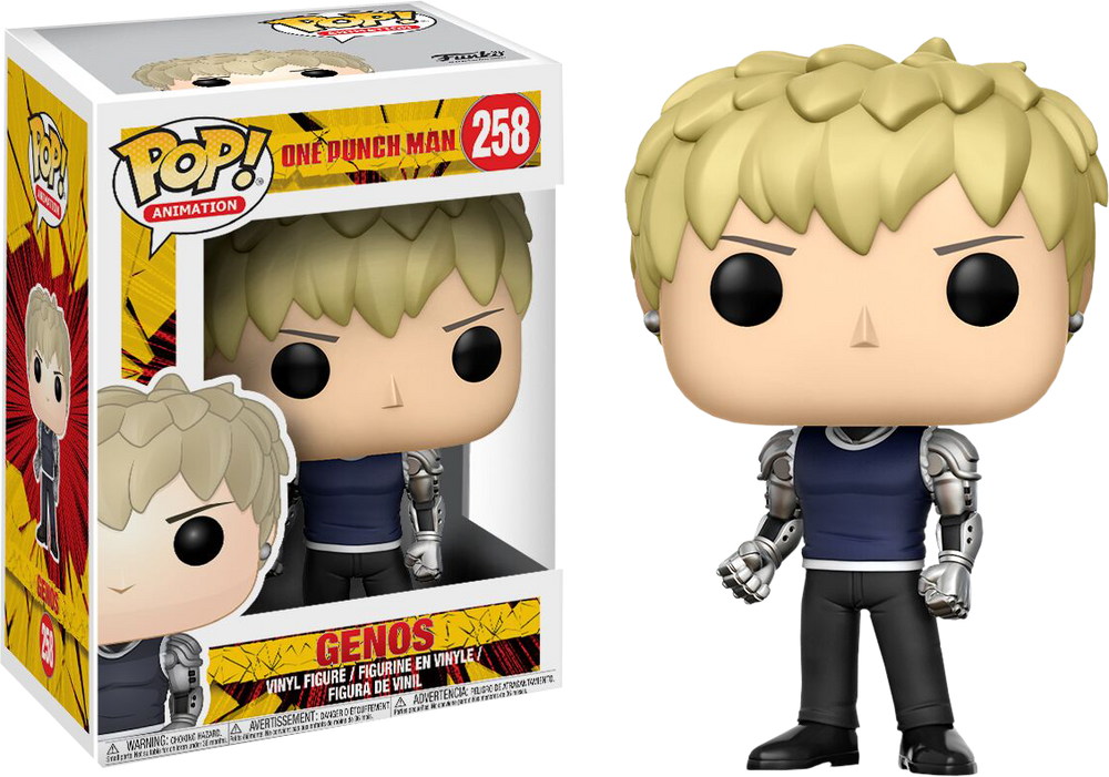 One-Punch Man - Genos Pop! Vinyl Figure