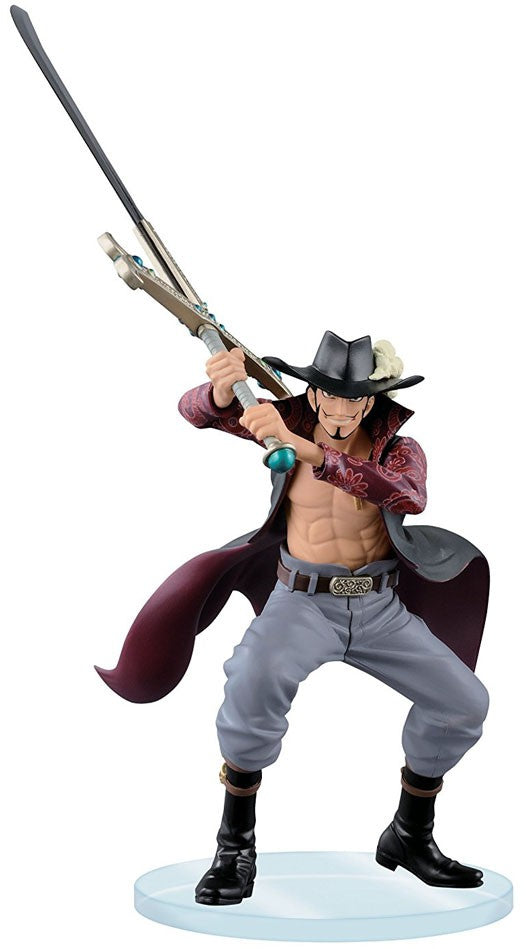 One Piece - Dramatic Showcase - Dracule Mihawk 7th Season vol2