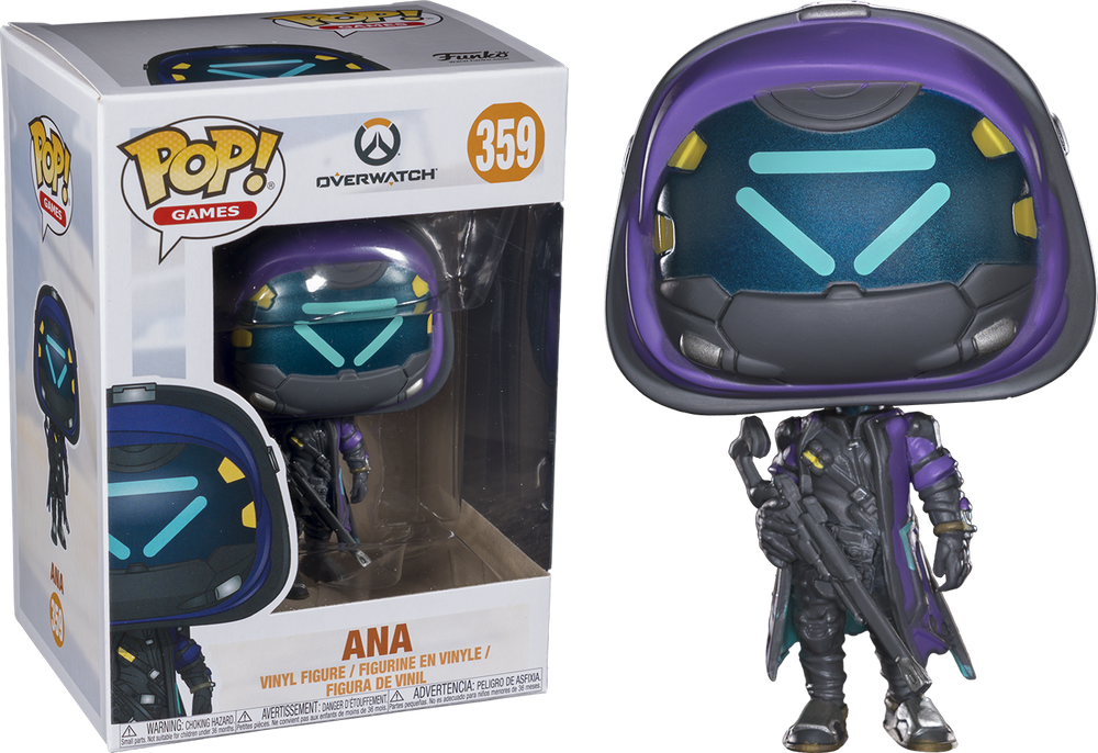 Overwatch - Ana Shrike Pop! Vinyl Figure