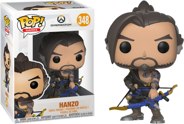 Overwatch - Hanzo Pop! Vinyl Figure