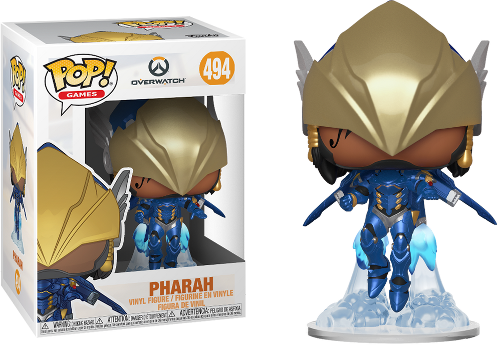 Overwatch - Pharah in Victory Pose Pop! Vinyl Figure