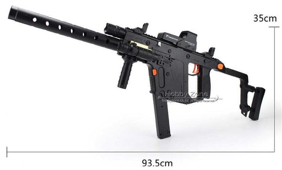 Kriss Vector V2 Gel Ball Blaster Cosplay Gun