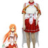 Sword Art Online Asuna Cosplay Costume