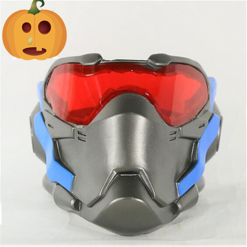 Overwatch Soldier 76 Mask Cosplay