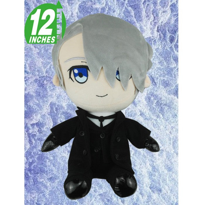 Yuri on Ice! Victor Nikiforov Soft Toy Plushie