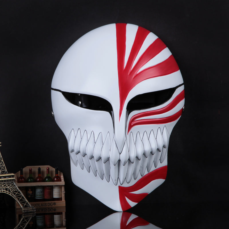 Bleach Ichigo Hollow Mask Cosplay