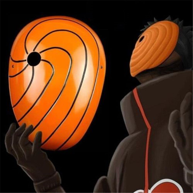 Naruto Obito Tobi Ver.1 Cosplay Mask